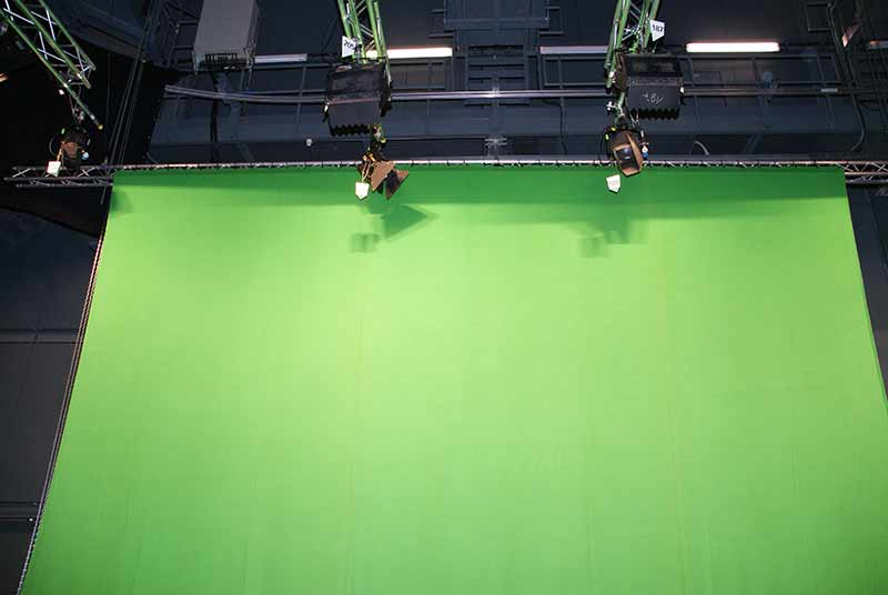Greenscreen Backdrop Greenbox